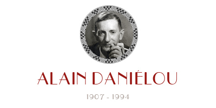 Alain Daniélou official site