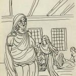 75/103 - Drawings from the tour round the world in 1936