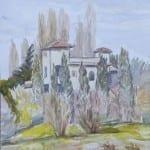 10/10 - Watercolour paintings