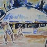 5/10 - Watercolour paintings