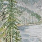 4/10 - Watercolour paintings