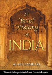 A Brief History of India - Alain Daniélou