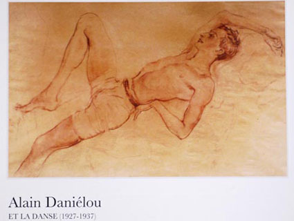 Alain Daniélou and Dance (1927-­‐1937)