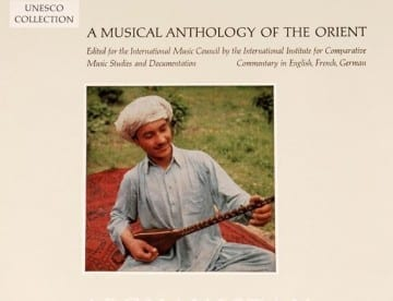 Musical Anthology of the Orient
