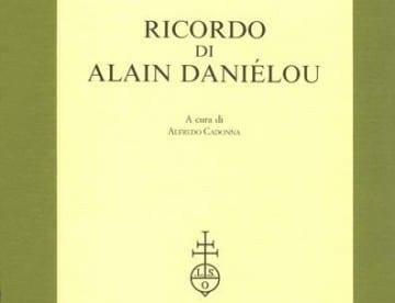 Riccordo di Alain Daniélou