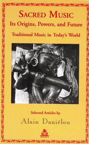 Sacred Music, its Origins, Powers and Future