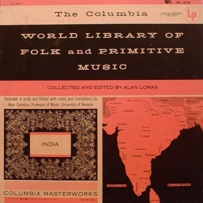 World Library of Folk and Primitive Music